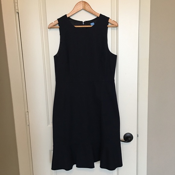 J. Crew Dresses & Skirts - J. Crew navy sleeveless dress sz 10 in navy blue